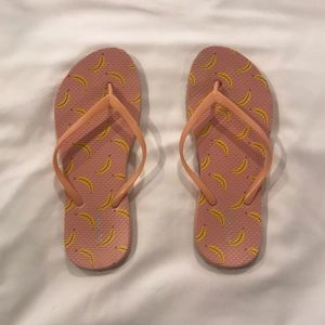 Old navy flip flop lot